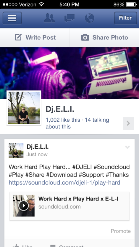 DJ FB Like Page